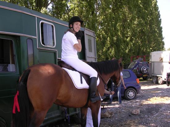 Claire & Myrtille (ONCS) - Eté 2005