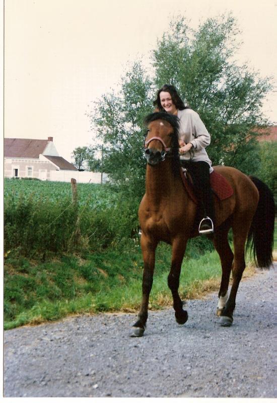 Goliath (ONCS) - Eté 1997 avec Stéphanie