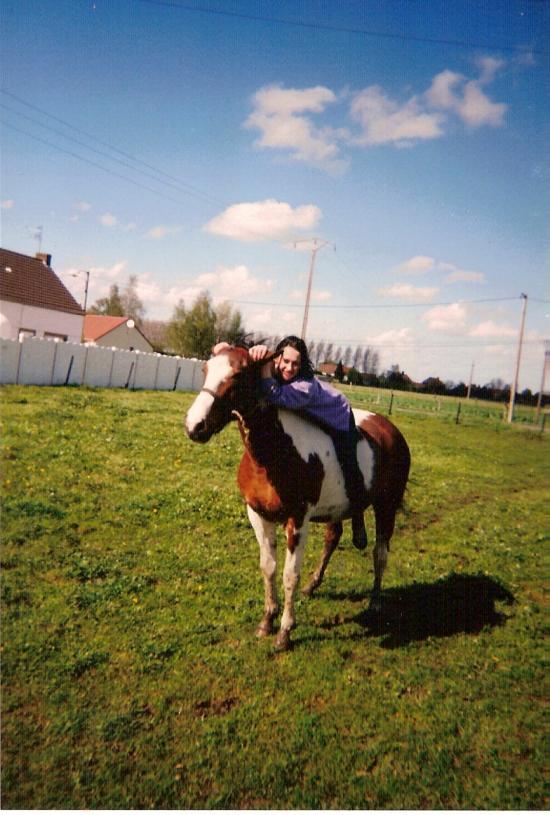 Joséphine II (DSA) - Eté 2000 avec Stéphanie