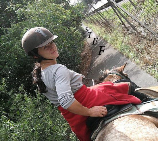 Balade poneys avec Sultane (ONCP)