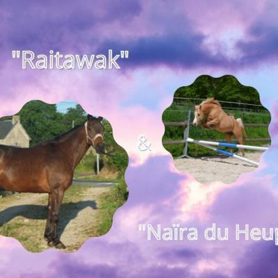 Raitawak & Naïra du Heup